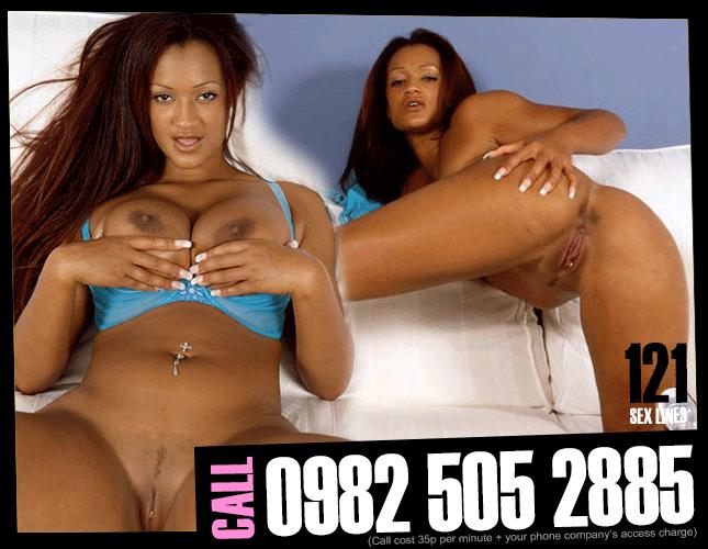 Ebony Phone Sex Chat