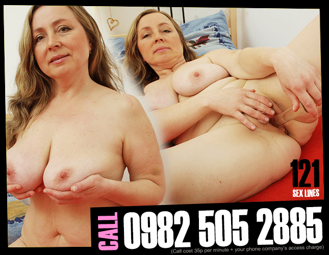 Submissive Granny Phone Sex Chat